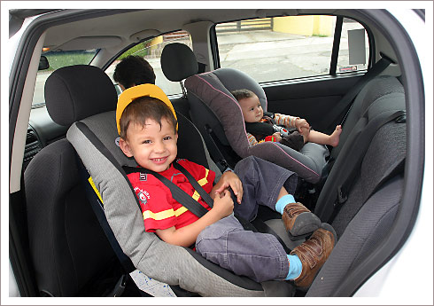 How to Install a Forward-Facing Car Seat