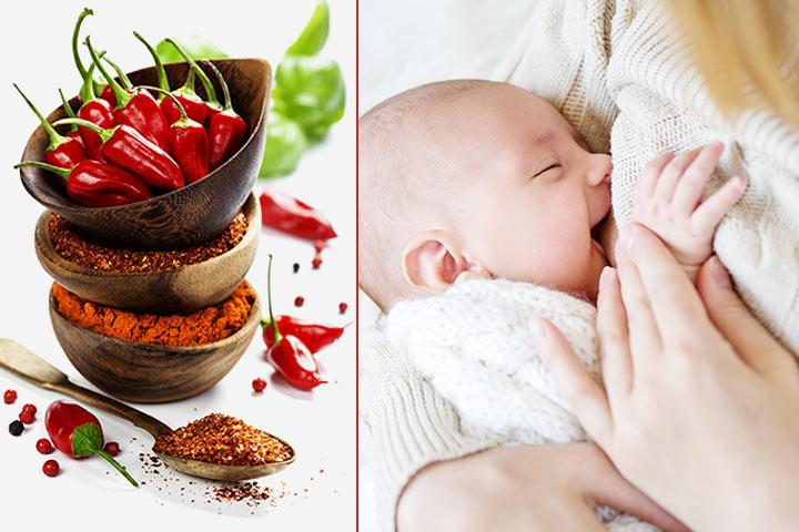 Things to avoid when breastfeeding