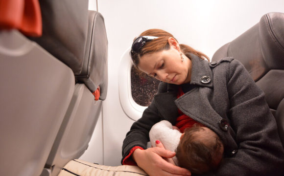 10 TIPS FOR FLYING WITH BREAST MILK