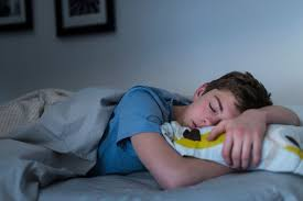 YOUNGSTERS WHO DO NOT SLEEP ENOUGH HAVE MORE ACCIDENTS