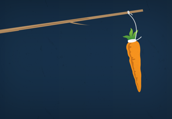 THE CARROT AND STICK